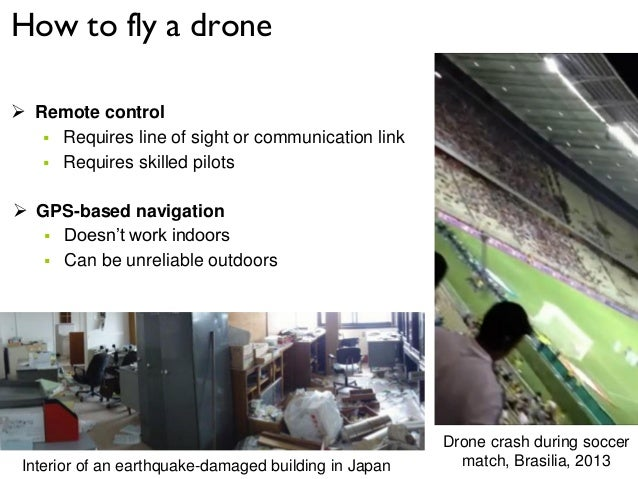 Towards Robust and Safe Autonomous Drones