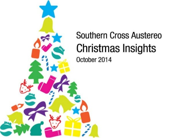 Australians spent up big at Christmas in 2013, and are likely to do the same this Christmas!  Source : Commonwealth Bank o...