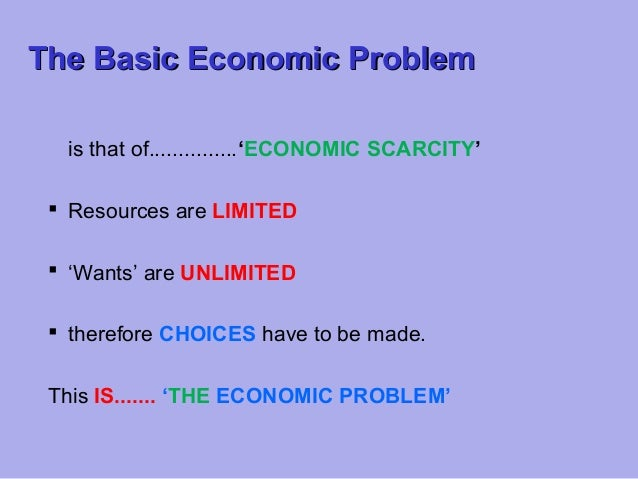economic issues to write about