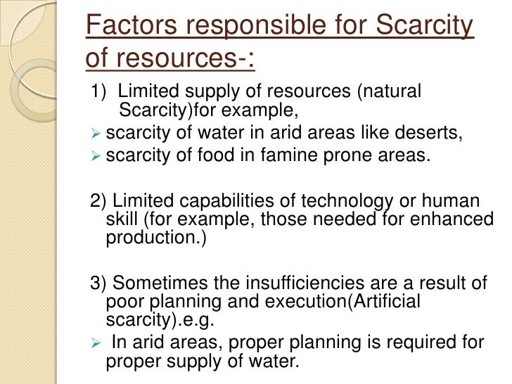 scarce resources Scarce resource utilization (or allocation) decision is a judgment regarding the best use of scarce resources so as to maximize the total net income of a business.