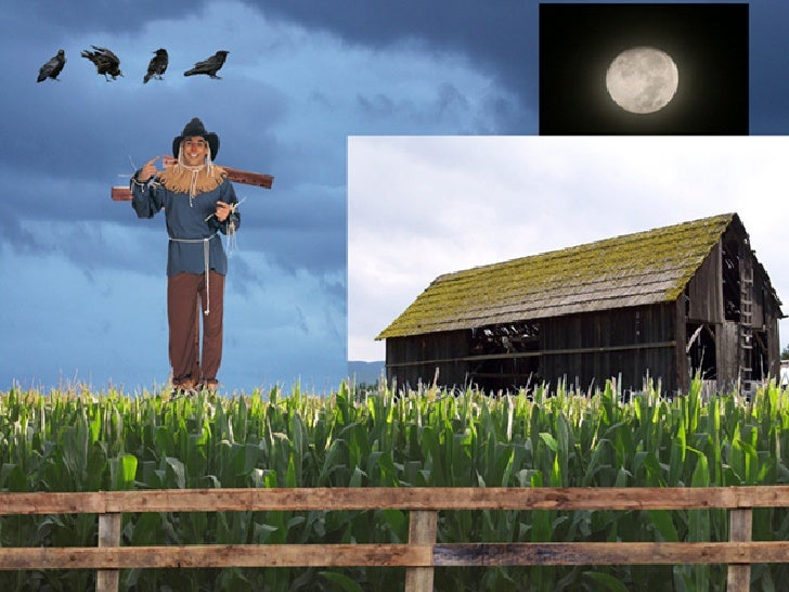 Scarecrow Bfr