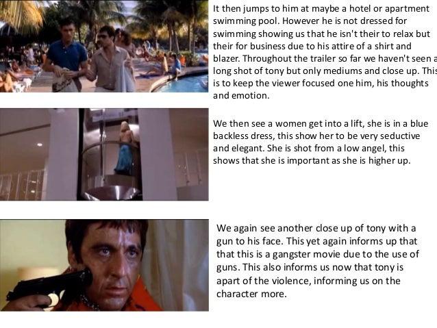 Film Analysis of Scarface the Movie