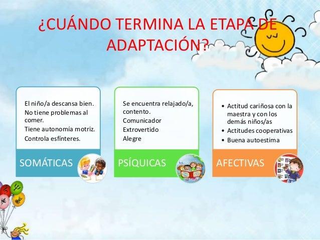 Etapa de adaptacion de 2 a 3 a os for Actividades para el jardin de infantes