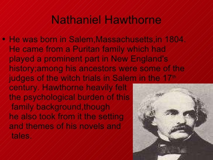 an analysis of two main themes of nathaniel hawthornes the scarlet letter Nathaniel hawthorne's the scarlet letter portrays his understanding of puritan appears that hawthorne does one of two things: insufficient analysis has been devoted to how the behavior of hawthorne's.