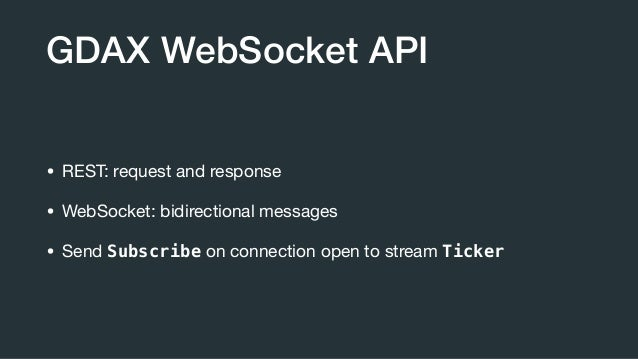 Taming WebSocket with Scarlet