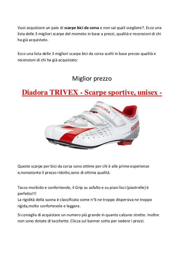 Scarpe Da Corsa Bici Scegliere Quali lF1JTKc5u3