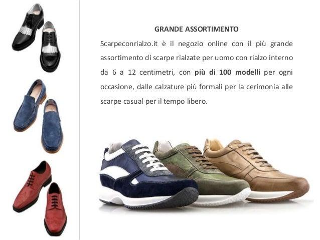 Scarpeconrialzo it scarpe rialzate per tutti i gusti for Interno 1 scarpe
