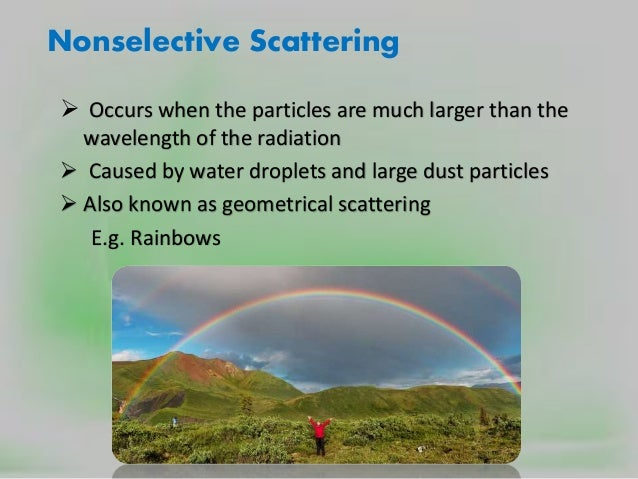 Scattering and absorpt...