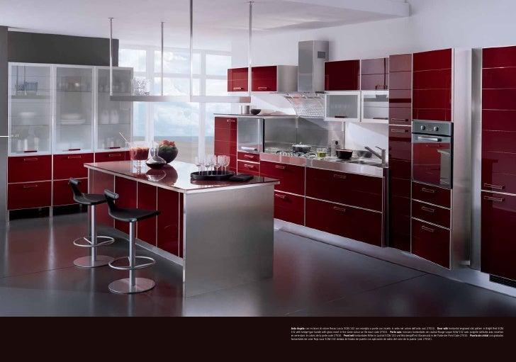 Emejing Cucina Crystal Scavolini Contemporary - Home Interior ...
