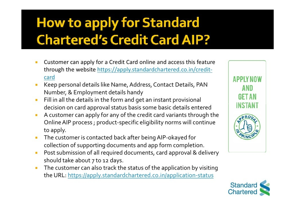 Standard chartered bank benefits of online credit card aip 5 to know more about the standard chartereds online credit card reheart Image collections