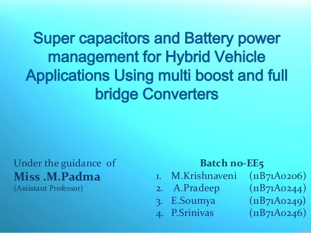 a hybrid vehicle is a vehicle that uses two 2 essay Summary of the credit for qualified hybrid vehicles the credit for the business use of a qualifying hybrid vehicle is reported to form 8910 on page two of the.