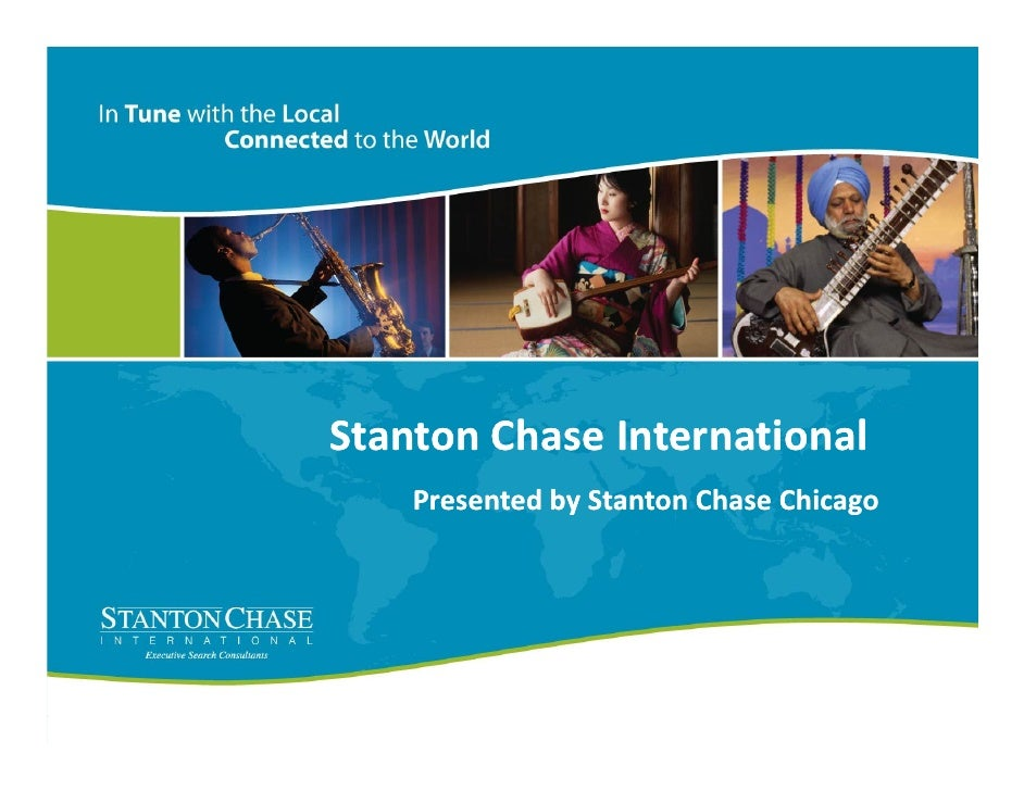 Stanton Chase International     Presented by Stanton Chase Chicago