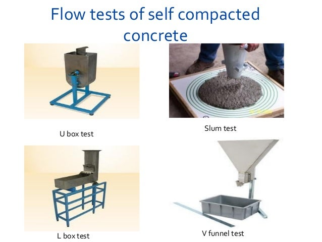 Self Compacting Concrete 62763790 on France Test Grade