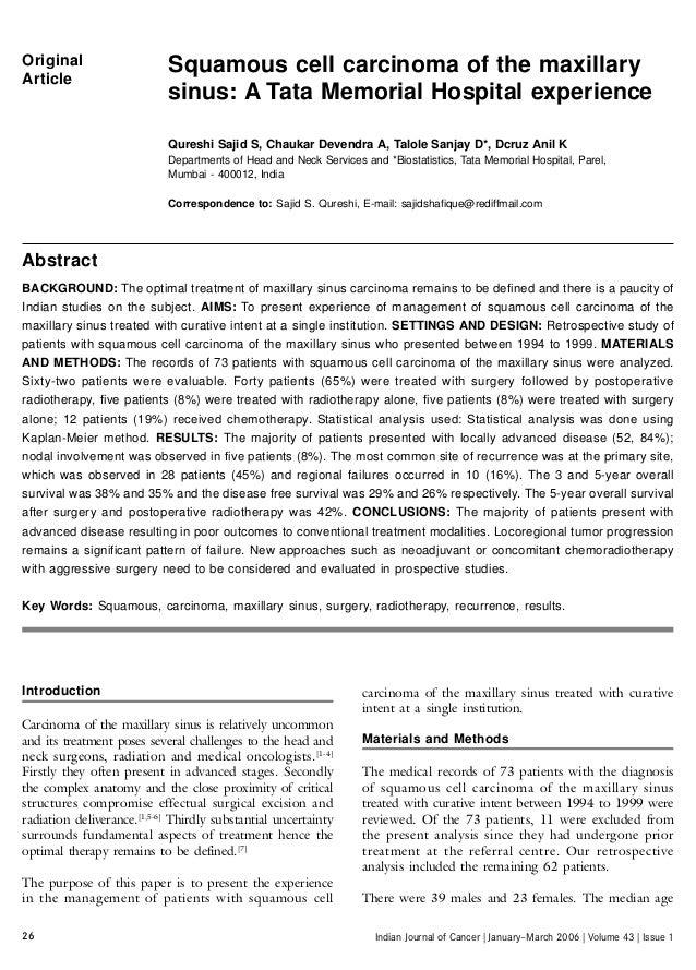 Scca maxillary sinus bioline journal