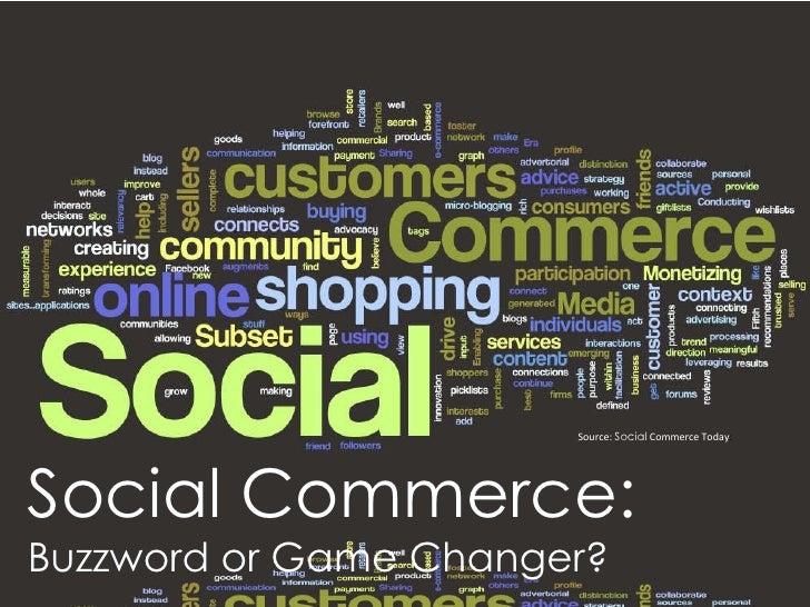 Social Commerce Camp - Killer Social Commerce Experience Slide 2