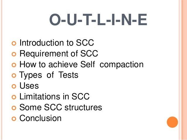 Scc-Self compacting concrete Slide 2