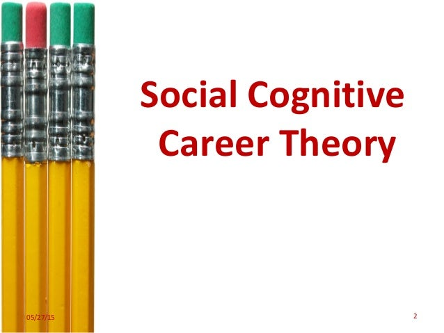 social cognitive career theory pdf