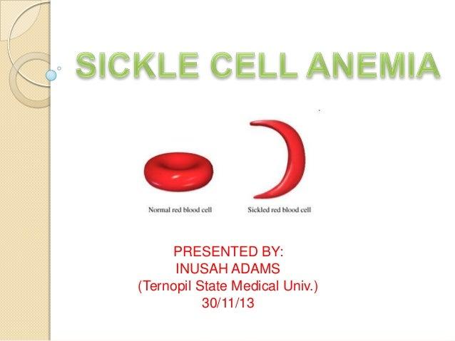 PRESENTED BY: INUSAH ADAMS (Ternopil State Medical Univ.) 30/11/13