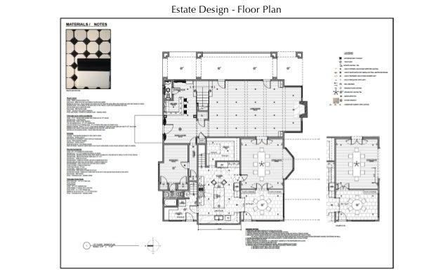 Sandra costa design group residential presentation for Residential drainage design