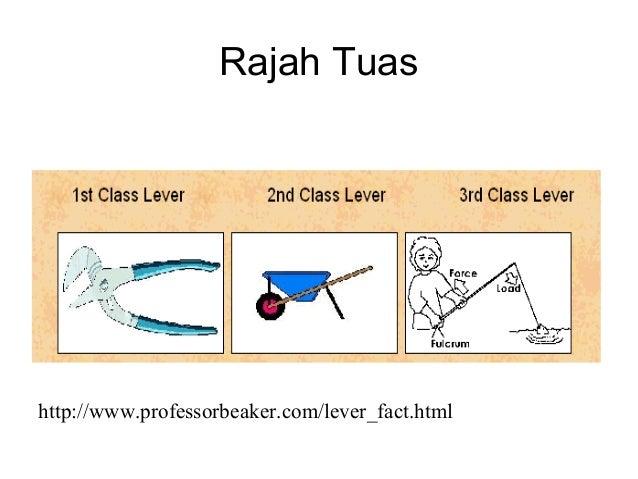 Rajah Tuashttp://www.professorbeaker.com/lever_fact.html