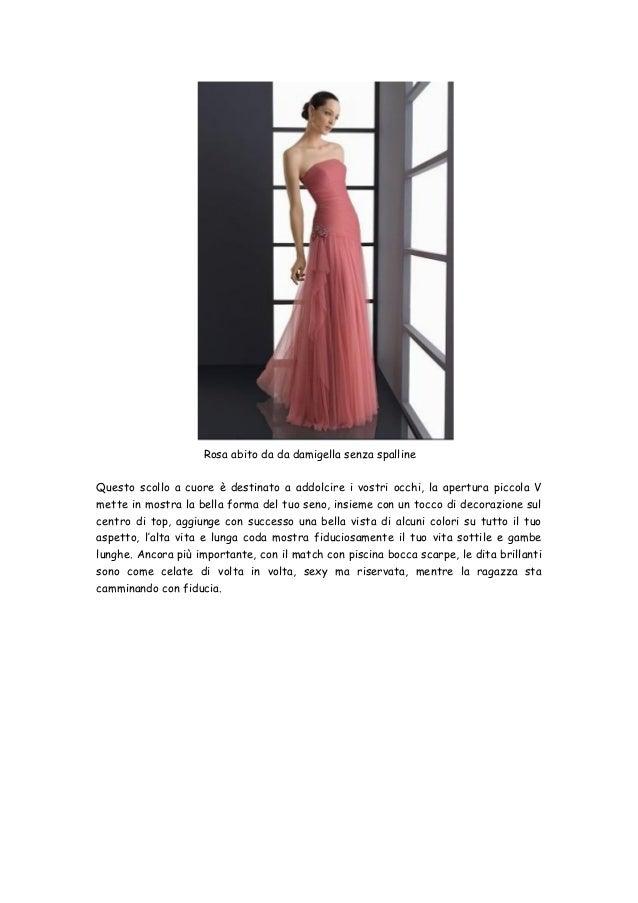 Scegliete abiti da damigella rosa per rendere il matrimonio più roman… 9c3c4c0a653