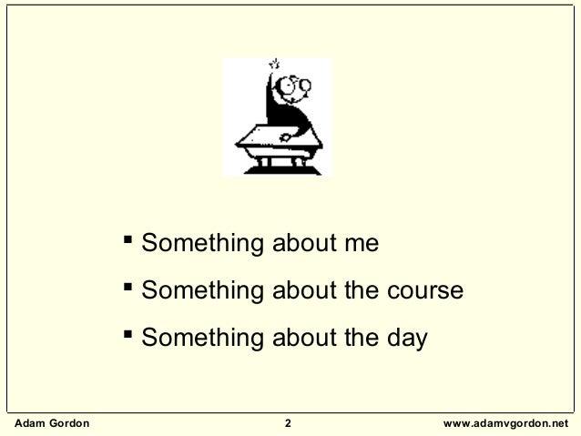 Scenario Building Workshop - How to Build and Use Scenarios Slide 2