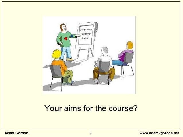Scenario Building Workshop - How to Build and Use Scenarios Slide 3
