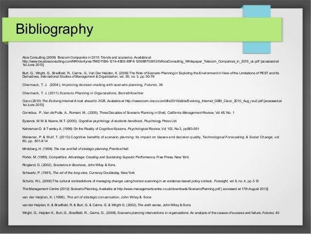 limitations of planning pdf