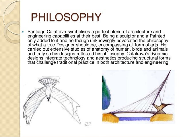 Architecture Design Philosophy architect santiago