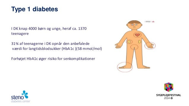 senkomplikationer diabetes type 2