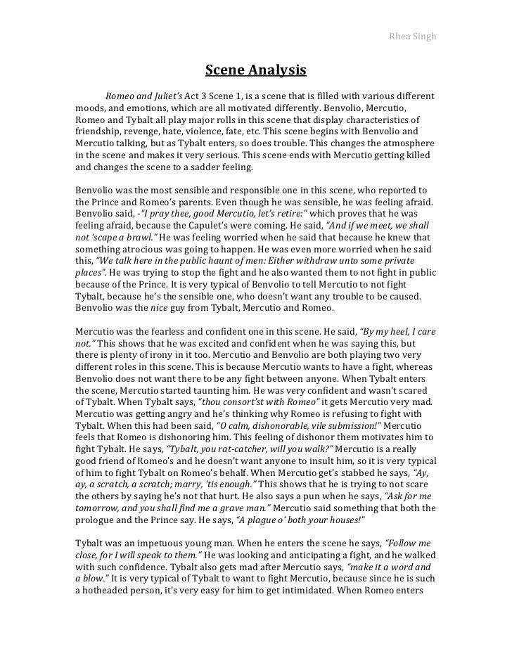 Wit the movie essay