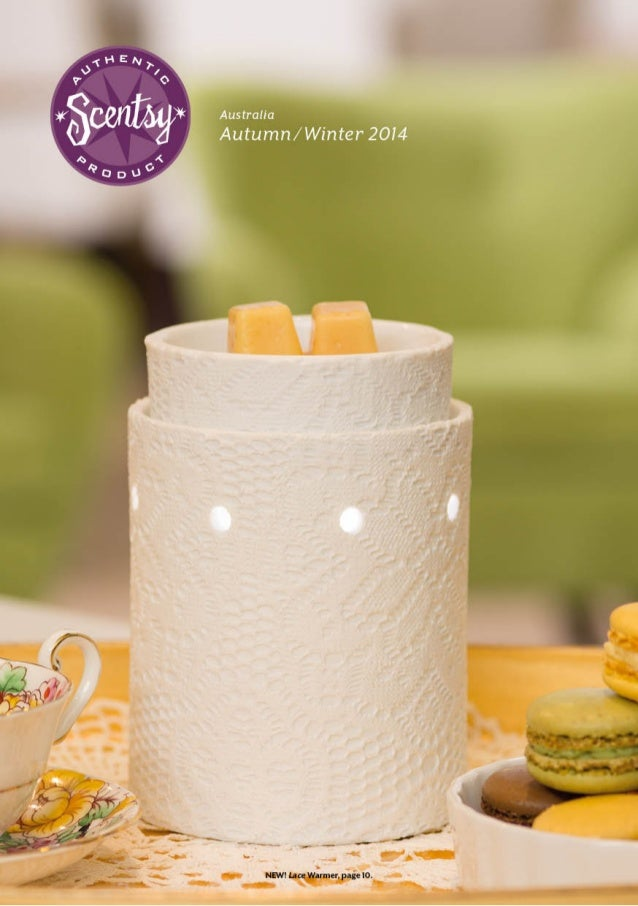 Scentsy Fragrance Autumn / Winter 2014 AUSTRALIA by WickFree Candles