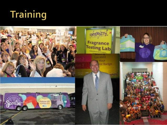 how to become a scentsy director
