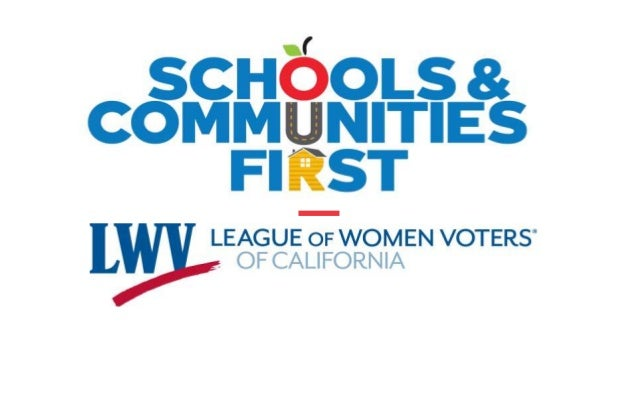 Schools and Communities (SCF) First? Proposition 15  SCF is a Statewide Initiative for the November 2020 ballot.  SCF wi...
