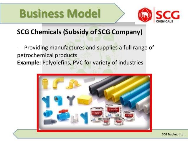 SCG Company