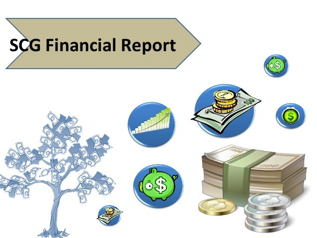 SCG Financial Report