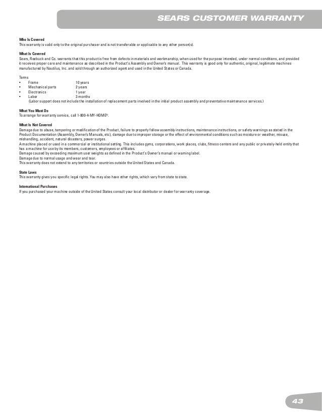 schwinn 270 recument exercise bike manual rh slideshare net Maintenance Manual Template Facility Manuals