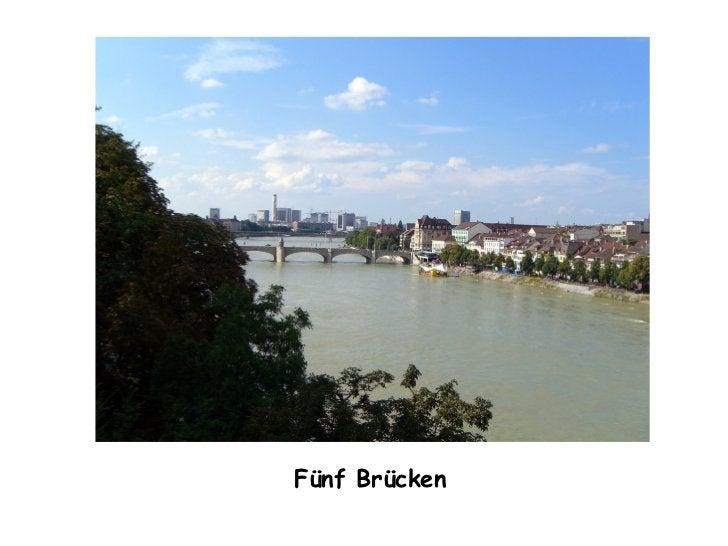 Fünf Brücken