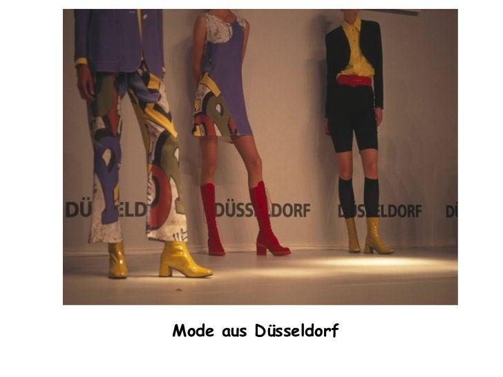 Mode aus Düsseldorf