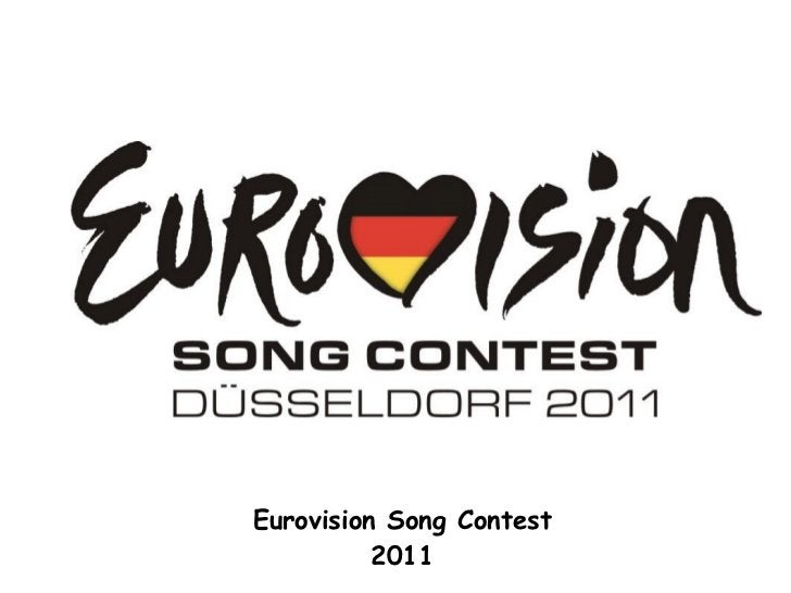 Eurovision Song Contest 2011 image/svg+xml