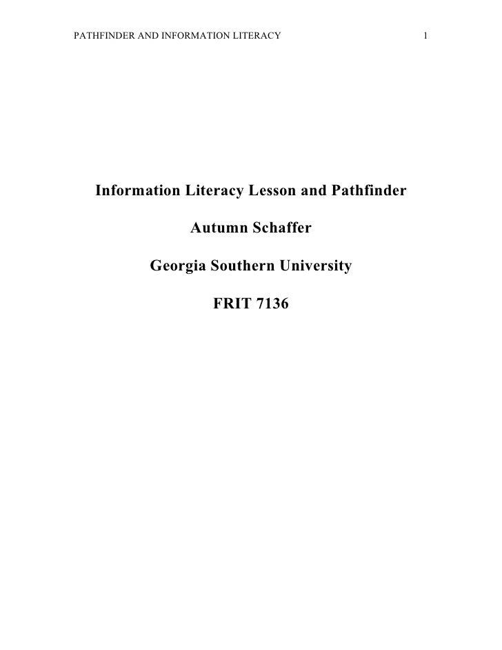 Schaffer a info_literacy_pathfinder