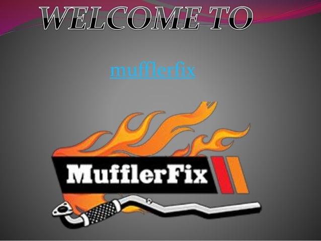 mufflerfix