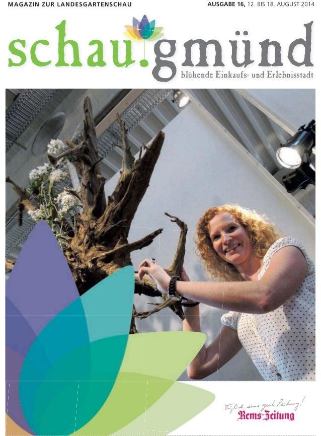 2 INHALT, SCHAU.ECHO .OSSKRLGNXZ OS +XJKTXKOIN Spannendes Erlebnis für die Flugtag-Gewinner und für hunderte Gartenschaube...