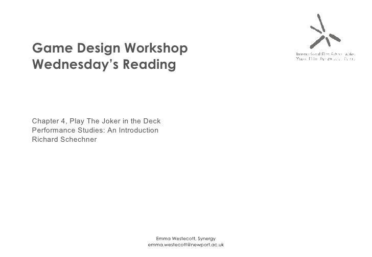 richard schechner performance studies an introduction pdf