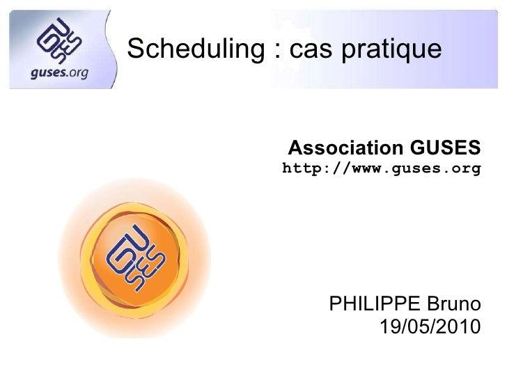 <ul><ul><li>Association GUSES