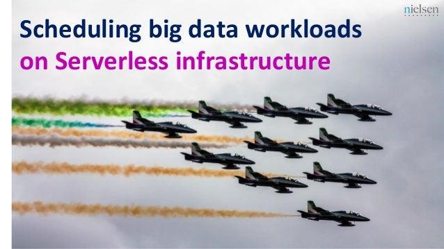 Scheduling big data workloads on Serverless infrastructure