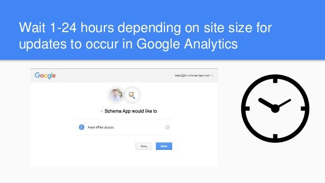 Enhance Google Analytics with Page Specific Data from Schema Markup