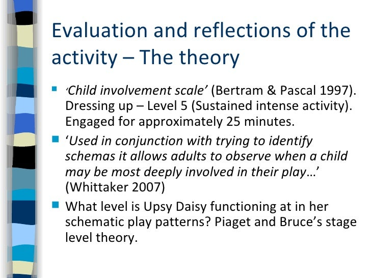 summary and reflection of piaget and Piaget as only one of many influencing cognitive development, that we are  herewith concerned  they regulate are the arbitrary impositions of culture, not  the lawful reflection of nature – are also at odds  a summary in berry and  dasen.