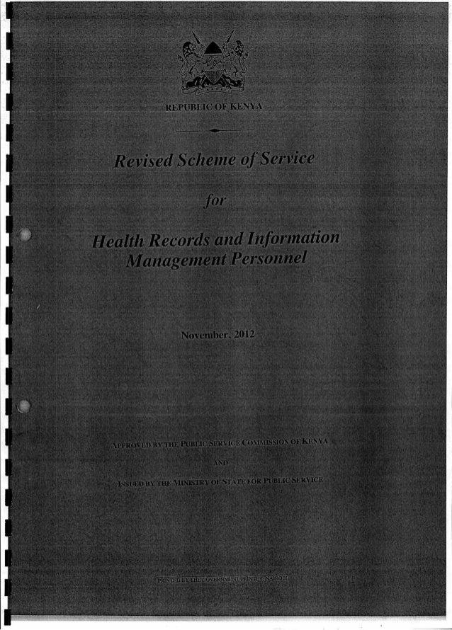 Medical Records Jobs In Kenya April 2021 The Star