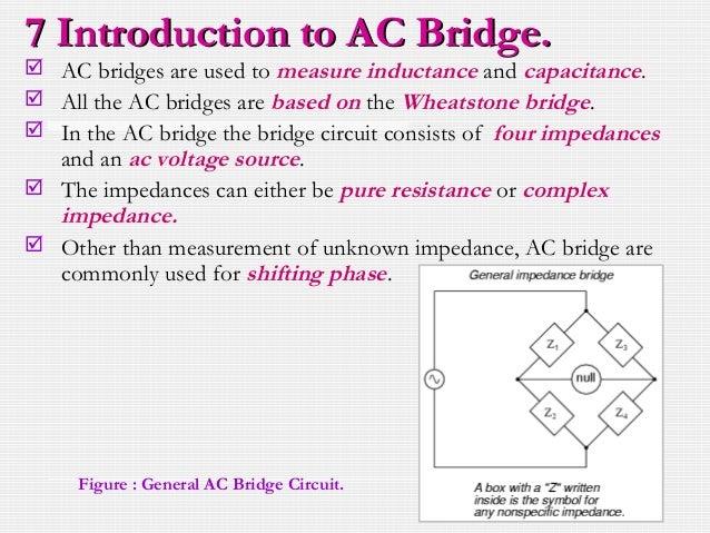 Schering bridge slideshare